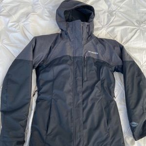 Women's XS Columbia Omni-heat 2in1 Jacket
